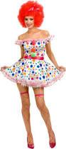 Cute Size Halloween Costumes Women 25 Clown Costume Ideas Clown Makeup