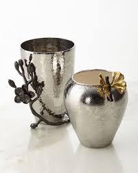 Michael Aram Black Orchid Vase Michael Aram Butterfly Ginkgo U0026 Black Orchid Bud Vases