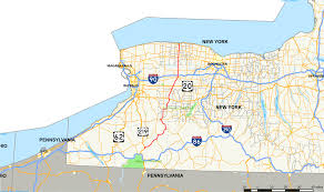 New York State Map New York State Map Images