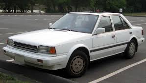 1991 nissan stanza information and photos zombiedrive