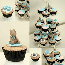 baby boy shower cupcakes s baby shower mini cupcakes