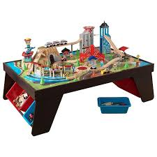 kidkraft train table compatible with thomas aerocity kidkraft train set and table compatible with thomas toys