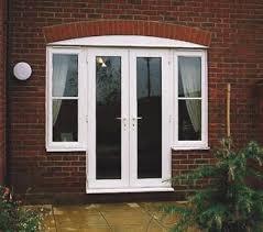 Patio Doors With Windows That Open Upvc Door Upvc Doors Pvcu Door Windows