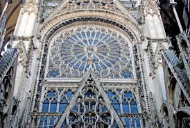 Amiens Cathedral Floor Plan Rouen Cathedral French Moments