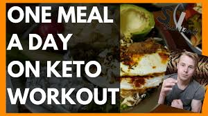 my one meal a day keto full day of eating omad keto diet one
