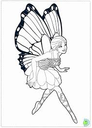 barbie fairy princess coloring pages coloring