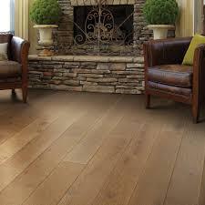 Laminate Flooring Rustic Shaw Floors Forest City Engineered Hardwood Mink White Oak