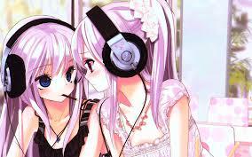 anime music girl wallpaper anime music girl 6990817