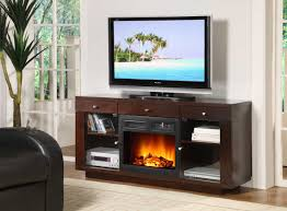 warm modern fireplace with tv decor ideas living room yustusa