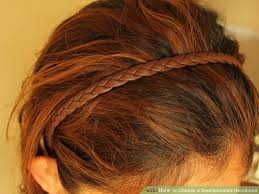 hairstyles with headbands foe mature women 3 ways to choose a sophisticated headband wikihow
