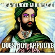 I Approve Meme - transgender muhammad does not approve mematic net meme on sizzle