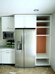 space between top of refrigerator and cabinet space between top of refrigerator and cabinet above fridge cabinet