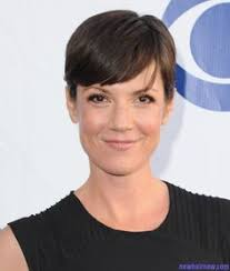zoe mclellan haircut the gorgeous zoe mclellan new hairstyle for agent meredith brody