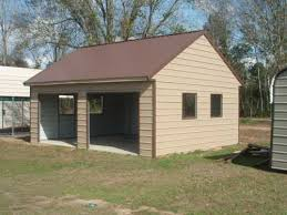 building a 2 car garage 2 car metal garage