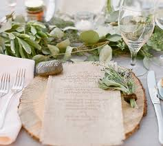 wedding plate settings 98 rustic wedding table settings happywedd