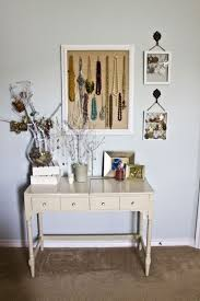 Jewelry Storage Solutions 7 Ways - best 25 frame jewelry organizer ideas on pinterest diy jewelry
