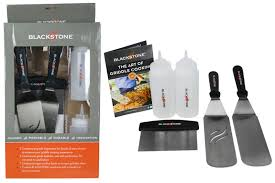 blackstone griddle surround table accessories that you need to get for your griddle