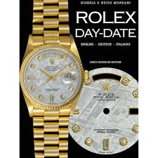 rolex day date book by mondani limited edition of 1000 copies