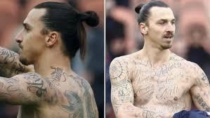 Tato Meme - zlatan ibrahimovic s full back tattoo is the most zlatan ibrahimovic