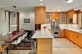cuisine et salle à manger cuisine et salle a manger ouverte sur la c3 a0 magnifique id a9es d