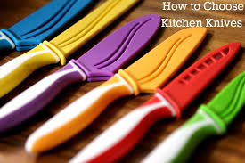how to choose kitchen knives how to choose kitchen knives good cook knife set give away blog