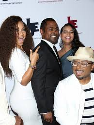lisa raye and husband fight newhairstylesformen2014com lisa raye mccoy photos photos celebrities attend married but