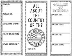 country brochure template 207 best biography lessons for elementary middle school images