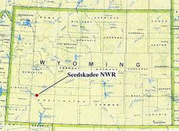 Where Is Wyoming On The Map Refuge Map Seedskadee U S Fish And Wildlife Service