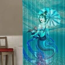 The Little Mermaid Shower Curtain Shop Mermaid Shower Curtain On Wanelo