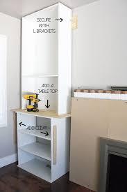 Ikea Bookshelves Built In by Best 25 Ikea Billy Bookcase Ideas Only On Pinterest Billy