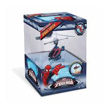 ultimate spider man hand control spider copter the toy store uae