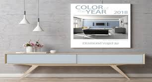 diamond vogel paint announces 2018 color of the year coatings world