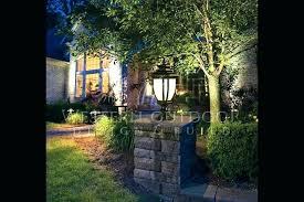 Kichler Led Outdoor Lighting 120v Landscape Lighting Led Landscape Lighting Fixtures Led