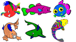 coloring pages fish free coloring pages how to color by hibaby