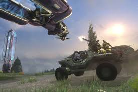 motocross madness xbox four halo games now playable on xbox one via backward