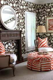 Decorating With Wallpaper by Tg Interiors Screaming Fun Decorating With Wallpaper