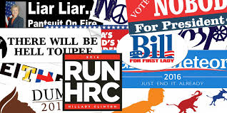 halloween car stickers 15 best bumper stickers of 2016 funny political bumper stickers