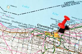 Ohio State Map With Cities by 7 Reasons Why Millennials Are Moving To Cleveland Oh