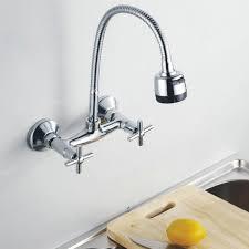 rubinetti miscelatori cucina rubinetti a muro per cucina le migliori idee di design per la