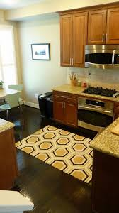 Brown Kitchen Rugs Home Design Elegant Modern Kitchen Rugs New With Images Of