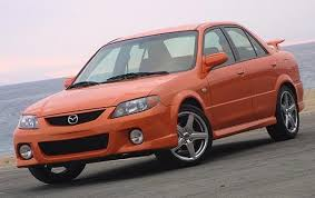 2003 mazda mazdaspeed protege information and photos zombiedrive
