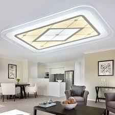 aliexpress com buy modern led ceiling lights acrylic livingroom