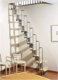 compact spiral staircase