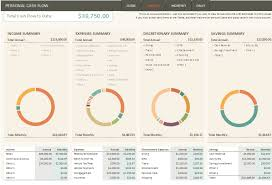 Flow Excel Template Flow Template For Business Personal Use