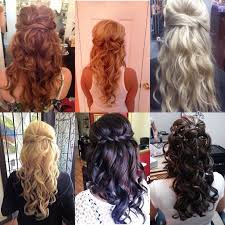 pictures on prom half up half down hairstyles undercut hairstyle