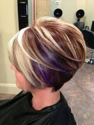 highlights for inverted bob hairstyles inverted bob highlights lowlights pinterest popular