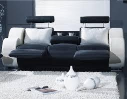 presley cocoa reclining sofa contemporary reclining sofa leather u2014 contemporary