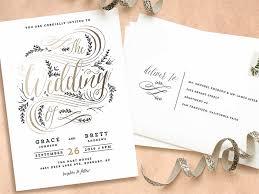 wedding invitations calligraphy introducting minted s 2015 wedding invitations sponsors