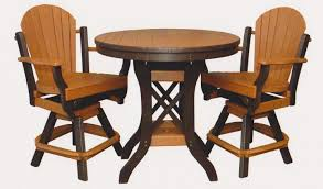 outdoor pub table sets outdoor pub tables and chairs