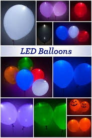plans led light up balloons easy party planning 101 superior celebrations